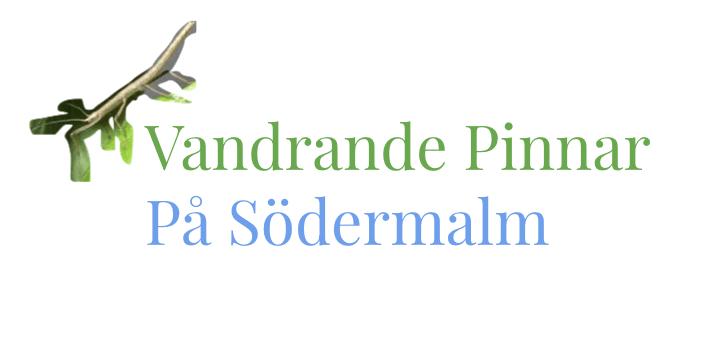 Vandrande pinnar på Södermalm